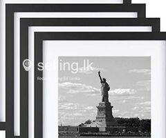 """Wall photo frame 10""""×10   4 set"""