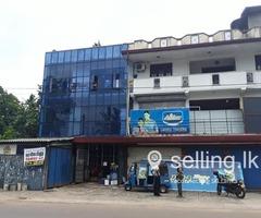 3 storey Commercial Building For Sale Facing Makola Main Road