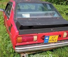 Nissan Sunny 1980