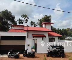 House for sale in Kesbawa