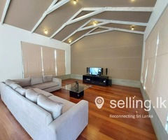 Modern House with a swimming pool for Rent in Colombo 6
