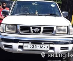 Nissan Td27 cab