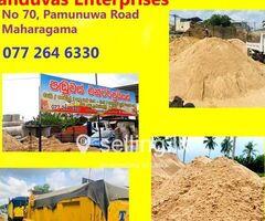 Sand Supplier Maharagama