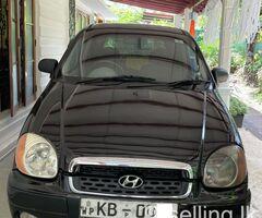 Hyundai Atos Prime GLS 2001