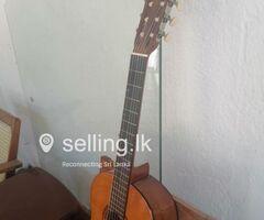 Yamaha CX40 guitar