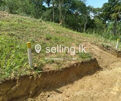 Land for sale in Balangoda with Beautiful Envirnment