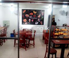 Rent a Furnished Cafe in Kottawa