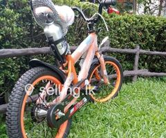 Brand New Kids Bicycle Size 16