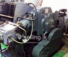 Offset Printing Machines and other Equipments for Sale