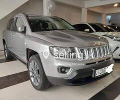 Jeep compass Limited 2015