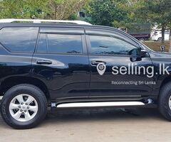 2012 Toyota prado 150 diesel tx