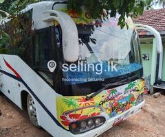 Youyi 2005 A/c bus for sell