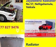 radiator repair service and radiator sales center
