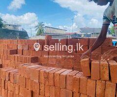 Brick Supplier in Maharagama