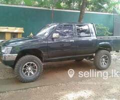 Toyota Hilux 2WD Cab for Sale