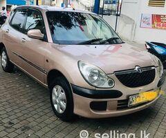 Toyota duet car