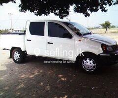 Mahindra Genio Double Cab
