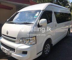 Jinbei Haise Van for Sale