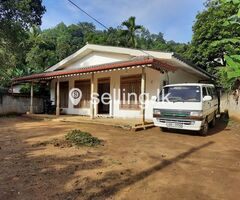 House for sall in  gampola
