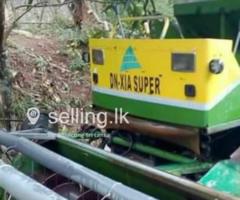 DN-XIA SUPER Harvester