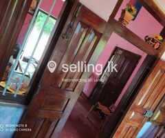 Land sale with antic house in Weligama
