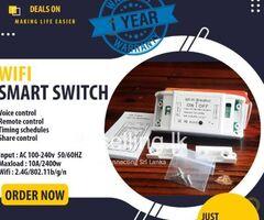 WIFI Smart Switch - WIFI Breaker