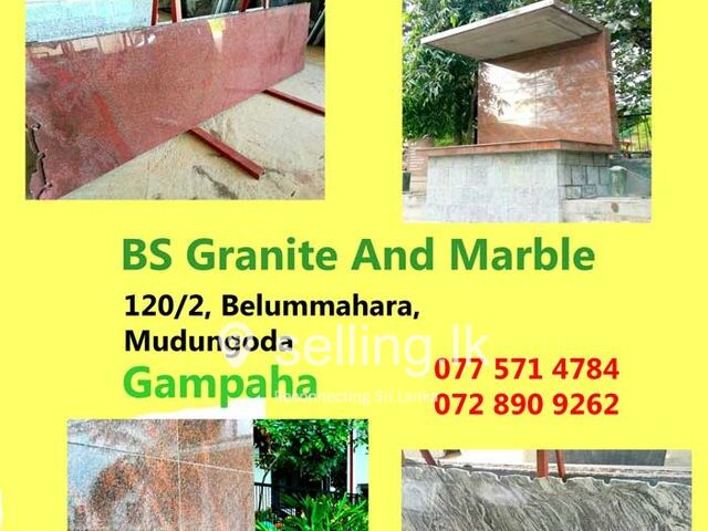 Granite Supplier Gampaha - BS Granite And Marble