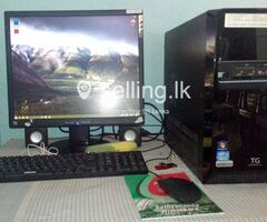 Core i3 2nd GEN Desktop Computer
