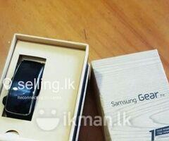 Gear Fit Smart Watch