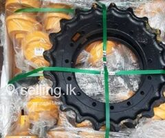 Heavy machinery spare parts