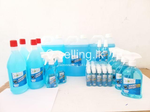 Hand Sanitizer (SPRAY)