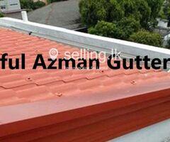 Amano Gutter Installation Kalutara - Saiful Azman Gutter.