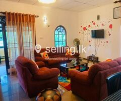 Villa on rent with or without furniture