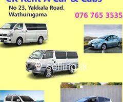 CK Rent a Car & Cabs - Cab Service in Waturugama.