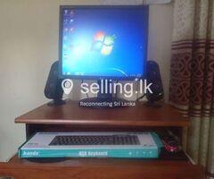 Core i3 Full Set PC