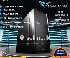 i3 2nd Gen Desktop For Sale