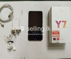 Huawei Y7 pro 18