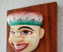 Sri Lankan Traditional masks