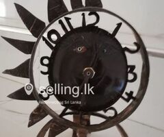 Coconut Clock