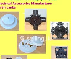 Electrical Accessories Manufatutures in Sri Lanka - Listec Holdings (Pvt) Ltd Factory.