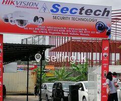 Home security, burglar alarm system