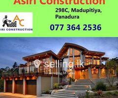 Construction Company in Panadura - Asiri Construction.
