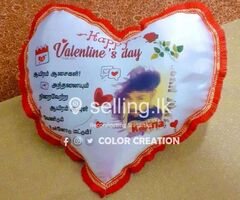 Sublimation Pillow Printings