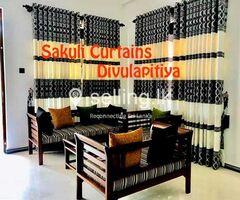 Sakuli Curtains Divulapitiya