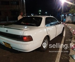 Toyota camry Deesel auto full opction car