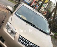 Toyota Axio X LIMITED with more options