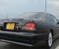 Nissan Cedric / INFINITI