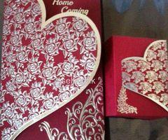 Wedding Cakes Wedding cards and cake boxes