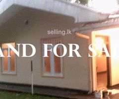 Land For Sale With house Kirillawala Kadawatha