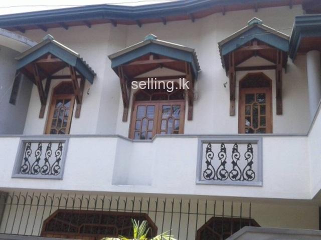 Three storied house in kottawa